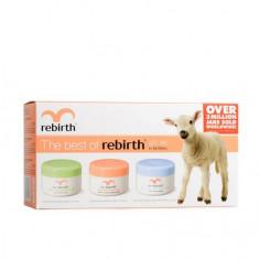 Rebirth, Набор кремов для лица The Best of Rebirth