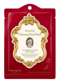 Маска омолаживающая с красным женьшенем Frudia Royal de Ginseng Red Mask 20 мл