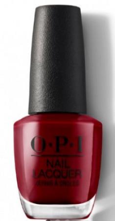 Лак для ногтей OPI HOL18 Nail Lacquer Gingers Revenge HRK11