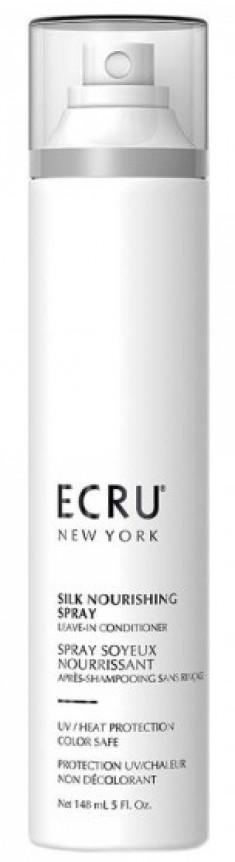ECRU New York Спрей-кондиционер несмываемый / Silk Nourishing Spray 148 мл