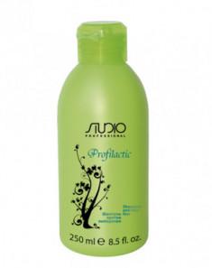 Шампунь против выпадения волос серии Kapous Profilactic 250мл
