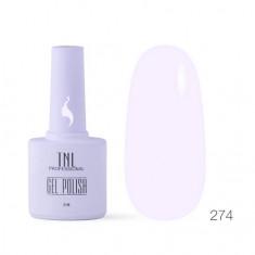 TNL, Гель-лак «8 чувств» №274, Лиловый снег TNL Professional