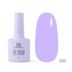TNL, Гель-лак «8 чувств» №266, Фиолетовый тюльпан TNL Professional