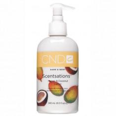 Cnd scentsations mango coconut манго и кокос 245 мл
