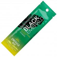 Emerald bay 15 мл. глубокий темный загар с бронзатором black emerald