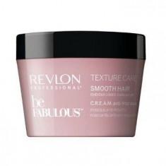 Revlon, be fabulous, дисциплинирующая маска для непослушных и вьющихся волос, 200 мл REVLON Professional
