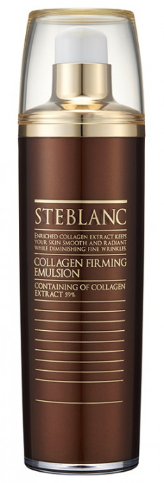 STEBLANC Эмульсия лифтинг с коллагеном для лица / Collagen Firming Emulsion 115 мл