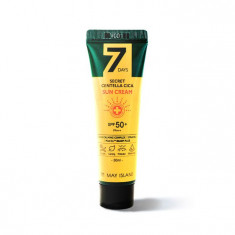 солнцезащитный крем с центеллой азиатской may island 7 days secret centella cica sun cream spf50+ pa+++