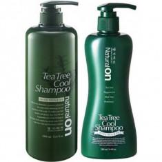 шампунь с маслом чайного дерева daeng gi meo ri natural on tea tree cool shampoo