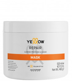 YELLOW Маска реконструирующая для поврежденных волос / YE REPAIR MASK 500 мл