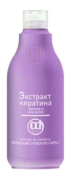 CONSTANT DELIGHT Экстракт кератина, питание и сила волос 200 мл