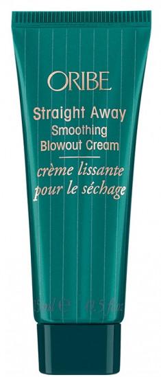 ORIBE Крем полирующий для разглаживания волос / Straight Away Smoothing Blowout Cream MOSTURE AND CONTROL 50 мл