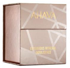 AHAVA Набор Максимальное минеральное сияние (концентрат 5 мл, крем ночной 15 мл, маска 15 мл) / BEAUTY BEFORE AGE