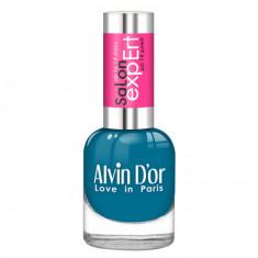 Alvin D'or, Лак Salon Expert №59, Синие глаза