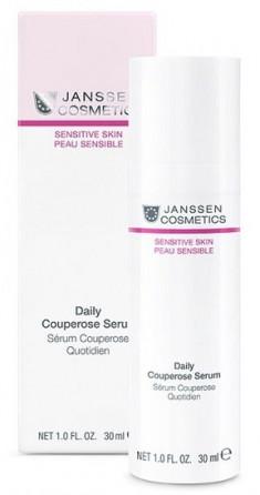 JANSSEN COSMETICS Концентрат активный для чувствительной кожи, склонной к покраснению / SENSITIVE SKIN 30 мл