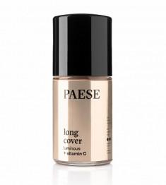 Тональная основа PAESE LONG COVER luminous vitamin C 03N
