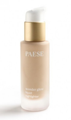 Кремовый хайлайтер PAESE WONDER GLOW LIQUID HIGHLIGHTER тон Body 20мл