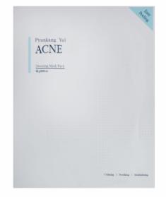 Маска на тканевой основе для проблемной кожи лица Pyunkang Yul ACNE Dressing Mask Pack 18г