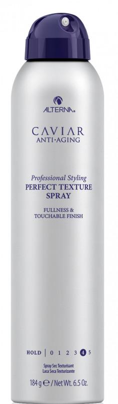 ALTERNA Спрей текстурирующий с антивозрастным уходом для идеальных укладок / Caviar Anti-Aging Professional Styling Perfect Texture Spray 184 г