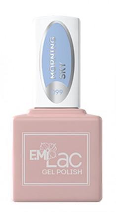 E.MI 099 CW гель-лак для ногтей, Утреннее небо / E.MiLac 6 мл