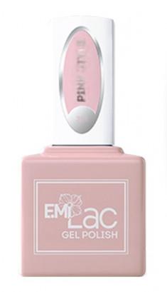 E.MI 251 гель-лак для ногтей / E.MiLac Pink Style 6 мл