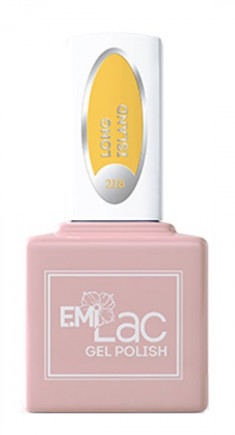E.MI 218 HP гель-лак для ногтей, Лонг Айлэнд / E.MiLac 6 мл