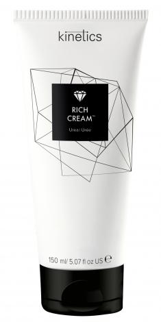 KINETICS Крем глубокопитательный для рук с заживляющим эффектом, с маслом ши и мочевиной / Rich Cream 150 мл