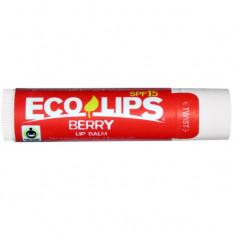Eco Lips Бальзам для губ SPF15 ягодный аромат 4,25г