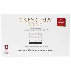 Лабо Кресцина 1700 для женщин лосьон против выпадения волос Усиленная формула флаконы по 3,5мл №20+20 Crescina