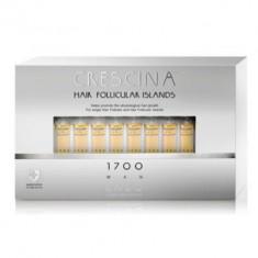 Лабо Кресцина 1700 для мужчин лосьон для предотвращения потери и стимуляции волос флаконы по 3,5мл №40 Crescina