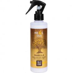 MEOLI Спрей для роста волос с маслом Марулы комплексный уход 12 в 1 250мл