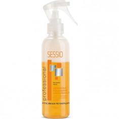 Sessio Двухфазный кондиционер с аргановым маслом для поврежденных, тусклых и жестких волос 200г