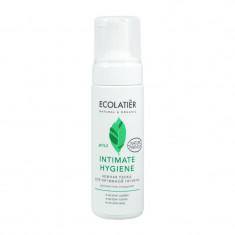 Ecolatier Нежная пенка для интимной гигиены Intimate Hygiene с экстрактами шалфея и хлопка 150 мл
