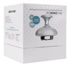 Gezatone Bio Sonic Прибор для ухода за кожей и массажа RF+Cavitation+EMS 1140