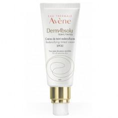 Avene (Авен) ДермАбсолю Крем для упругости кожи лица с тонирующим эффектом spf30 туба 40мл (C79960)