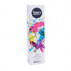 Brelil Fancy Colour 2 в1 обесцвечивающее средство и крем краска каштан 80 гр BRELIL PROFESSIONAL