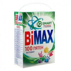 Bimax Порошок стиральный Автомат 100 пятен COMPACT 4000г т/у