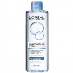 Loreal Мицелярная вода для нормальной и смешаной кожи 400мл Loreal Paris