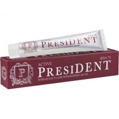 President Active зубная паста 75мл