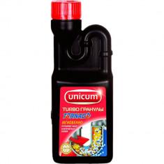Unicum Средство для удаления засоров Торнадо гранулированное 600г