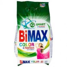 Bimax Стиральный порошок 3000г автомат Color&Fashion м/у