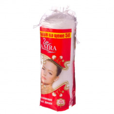Amra Детские ватные диски 70 шт