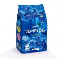 OTSU Концентрированный стиральный порошок без фосфатов с силой кислорода ароматом голубых орхидей 2,5кг