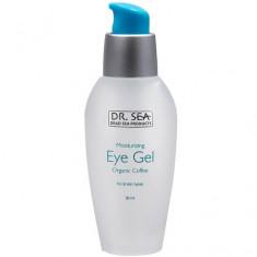 Dr.Sea Увлажняющий гель для глаз с кофеином 30мл [219]