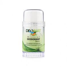 DeoNat Дезодорант кристалл с экстрактом Алоэ 80г