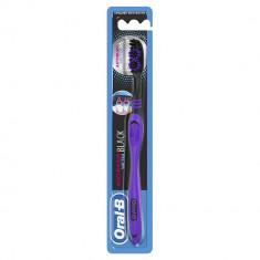 Oral-B Зубная щетка Всесторонняя чистка Black средней жесткости