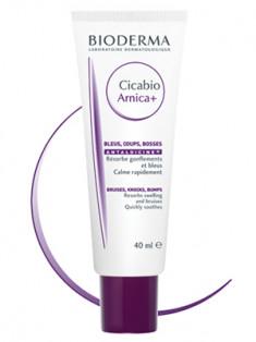 Биодерма (Bioderma) Цикабио Арника+ Крем для поврежденной кожи лица и тела 40 мл