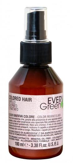 DIKSON Средство для оживления цвета окрашенных волос / EVERYGREEN COLORED HAIR Elisir ravviva colore 100 мл