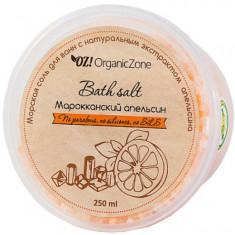 OZ! OrganicZone Соль для ванны Марокканский апельсин 250 г OZ! Organic Zone