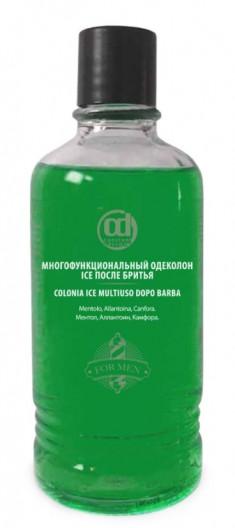 CONSTANT DELIGHT Одеколон многофункциональный после бритья / BARBER ICE 400 мл